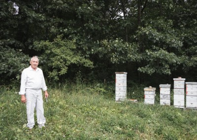 Honey Valley Beekeeping Dan O'Leary